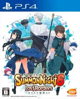Summon Night 6 PS4 NUEVO