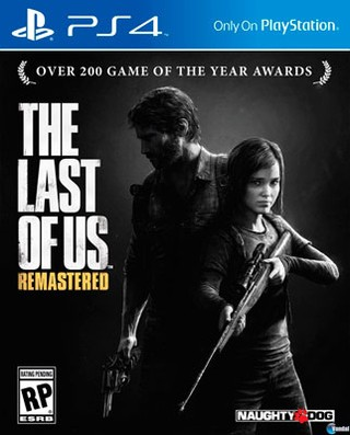 THE LAST OF US PS4 NUEVO