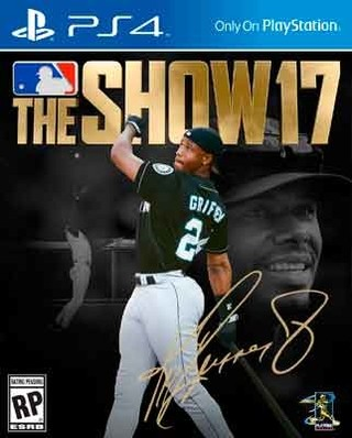 MLB The Show 17 PS4 NUEVO