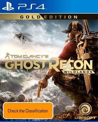 Tom Clancy's Ghost Recon Wildlands - GOLD EDITION - INCLUYE SEASON PASS - PS4 NUEVO