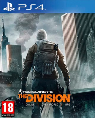 TOM CLANCY´S THE DIVISION PS4 NUEVO