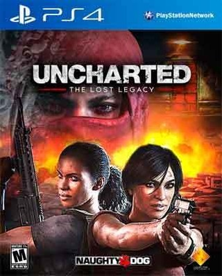 UNCHARTED: THE LOST LEGACY PS4 NUEVO
