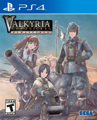 VALKYRIA CHRONICLES REMASTERED PS4 NUEVO