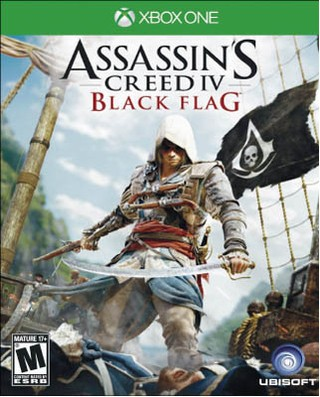 ASSASSIN´S CREED IV: THE BLACK FLAG XBOX ONE NUEVO