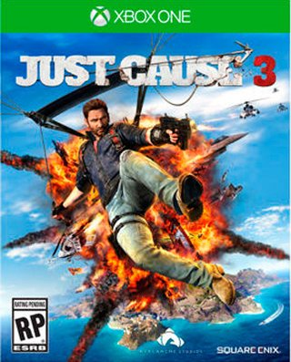 JUST CAUSE 3 XBOX ONE NUEVO