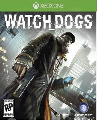 WATCH DOGS XBOX ONE USADO