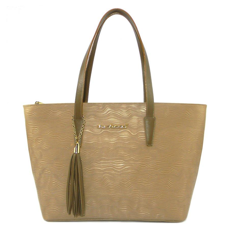 7e10160db Bolsa Feminina Saco Grande Couro Caramelo, Compre Agora, Redwood