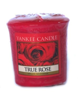 Vela perfumada Yankee Candle True Rose