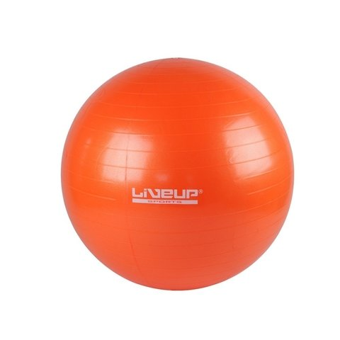 Pelota Esferodinamia 65 Cm Inflador Live Up Pilates Yoga