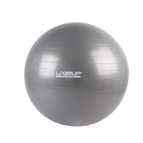 Pelota Esferodinamia 75 Cm Inflador Live Up Pilates Yoga