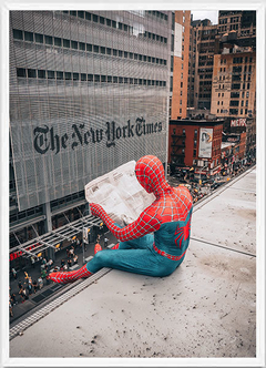 (1011) SPIDERMAN en internet