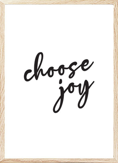 (939) CHOOSE JOY - comprar online