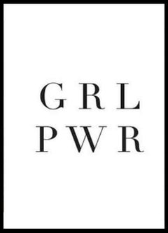 (297) GIRL POWER - comprar online