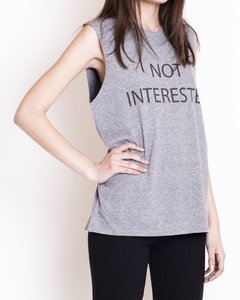 MUSCULOSA SUSAN NOT INTERESTED
