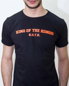 T-SHIRT BLACK ORANGE KOTK - comprar online