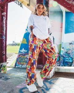 RELAXED PANT CA - ICE CREAM - comprar online