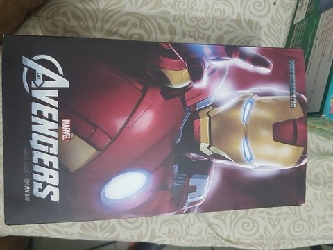 Iron Man Mark VII - iron studios - comprar online