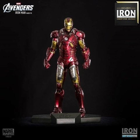Iron Man Mark VII - iron studios