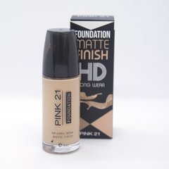 Base liquida HD matte finish long wear Art. 1741 - comprar online