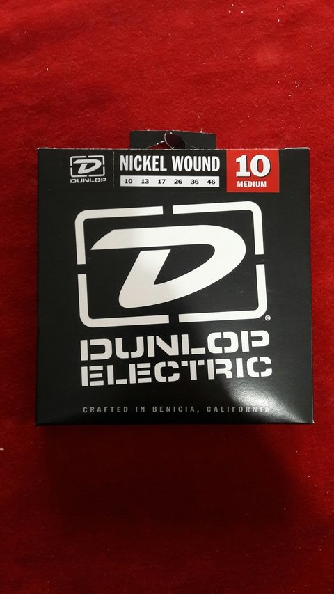 Encordado Dunlop 010-46
