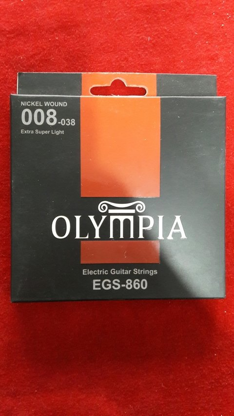 Encordado Olympia 08-38