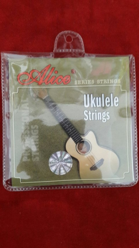 Encordado Alice Ukelele
