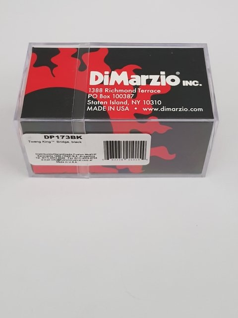 Set Microfonos Dimarzio Twang King Neck Bridge Dp-172 Dp-173