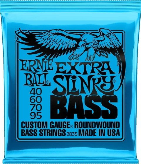 Encordado Ernie Ball Bajo 040 095