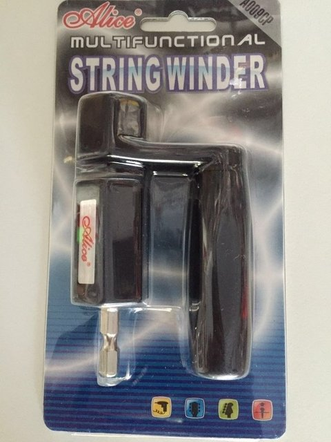 Stringwinder Alice Multifuncional