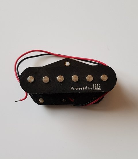Microfono Guitarra Bridge Telecaster Powered By Lace