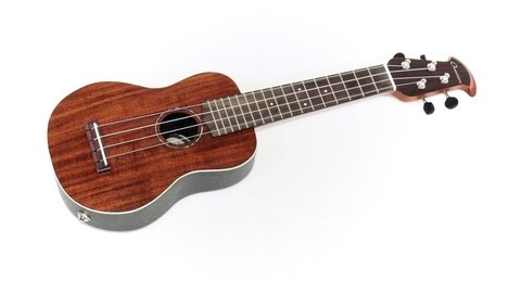 Ukelele Celebrity Plus Koa Natural Ovation Ucs10p-koa Cuotas