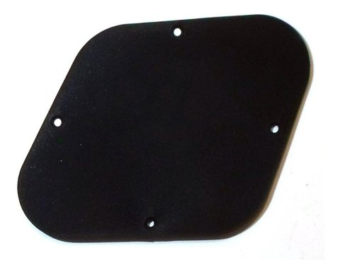 Backplate Circuitos Les Paul Negro