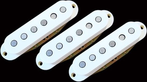 Microfonos Ds Pickups Single Coil Series Blues Set - comprar online