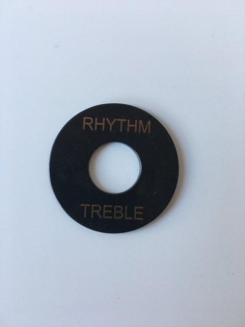 Arandela Rhythm And Treble Negro