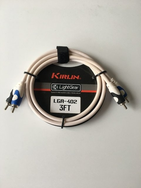 Cable Kirlin Rca 3ft