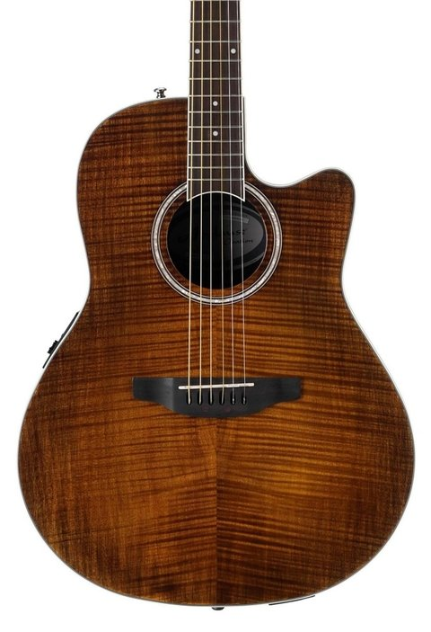 Guitarra Electroacusitca Ovation Ab24 Balladeer Maple