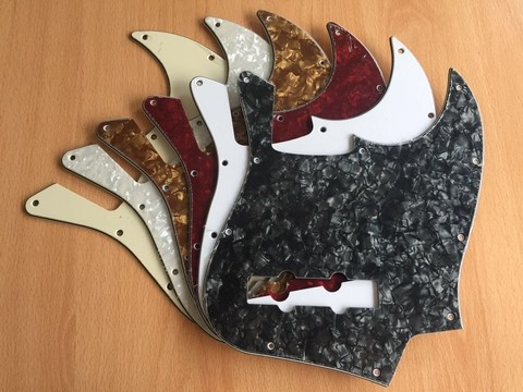 Pickguard Jazz Bass