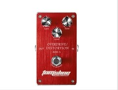 Pedal Aroma AOD 1 Overdrive