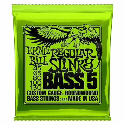 Encordado Bajo Ernie Ball 45-130