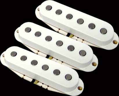 Microfonos Ds Pickups Single Coil Series Cool Set