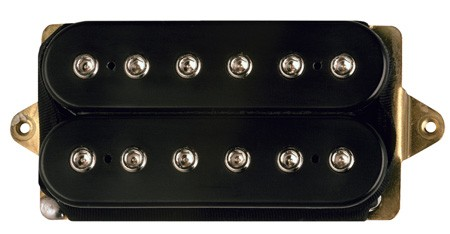 Micrófono Doble Bobina DiMarzio DP156 Humbucker From Hell