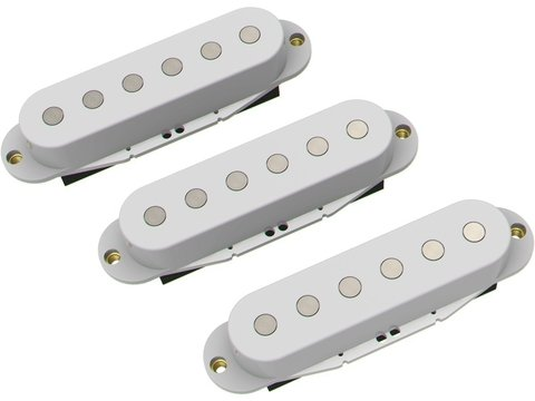 Microfonos Ds Pickups Single Coil Series Blues Set DS14