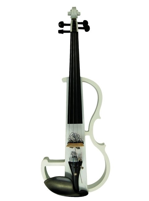 Violin Electrico Kinglos Dszb-0011 Intermedio Accesorios