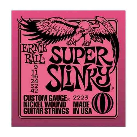 Encordado Ernie Ball 09-42