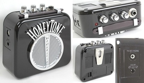 Mini Amplificador Danelectro Honey Tone Vintage