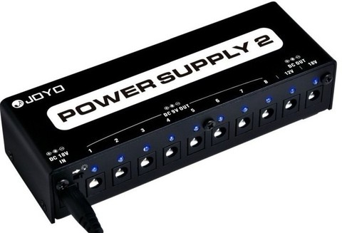 Fuente Multiple Joyo JP 02 Power Supply 2