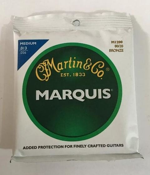 Encordado Martin & Co Marquis Acustica 013