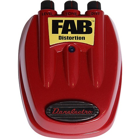 Pedal Danelectro Fab D-1 Distortion
