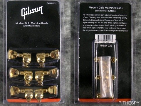 Clavijas Gibson Modern Machine Heads