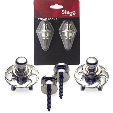 Stagg Straplocks